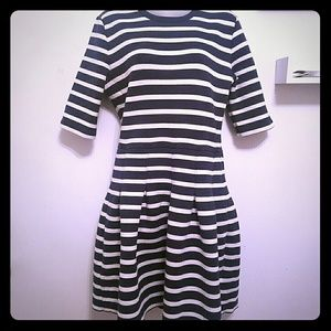 GAP strap dress 3/4 sleeves size 12